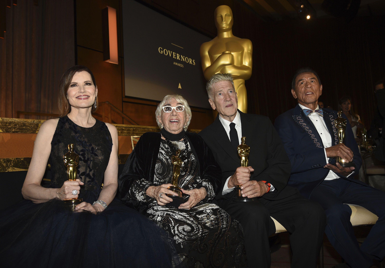 Оскар, нагороджені зірки