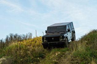 Электрические конкуренты Hummer пустят в продаже за $125 тысяч