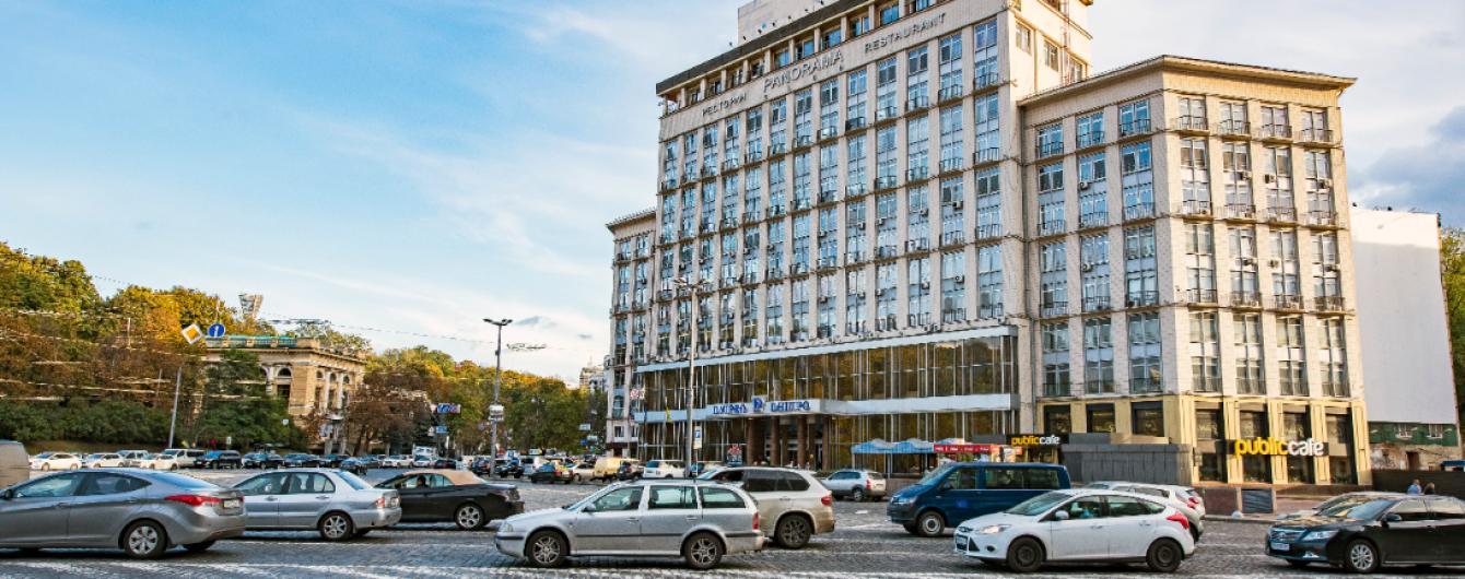 """Стало известно, кто приобрел гостиницу """"Днепр"""" в центре Киева"""