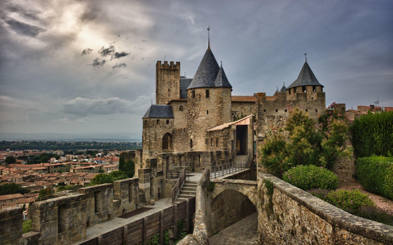 Каркассон, Франція
