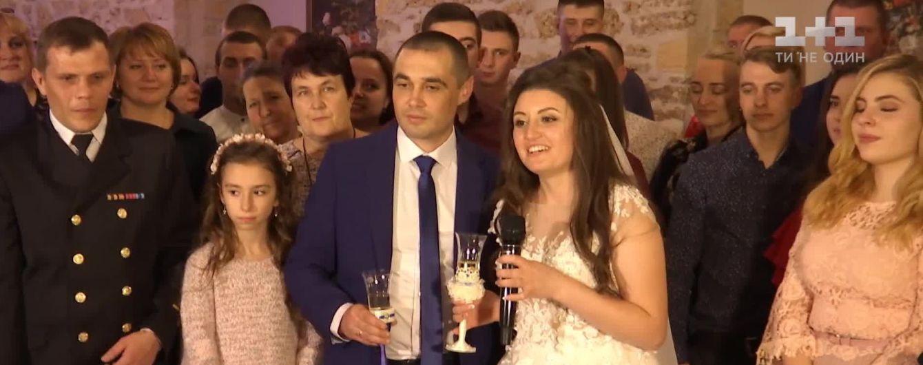 """Освобожденный из плена матрос буксира """"Яны Капу"""" отгулял свадьбу"""