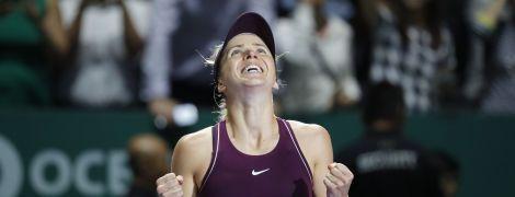 Футболка Федерера, ракетка Надаля. Свитолина проведет благотворительный вечер в Украине