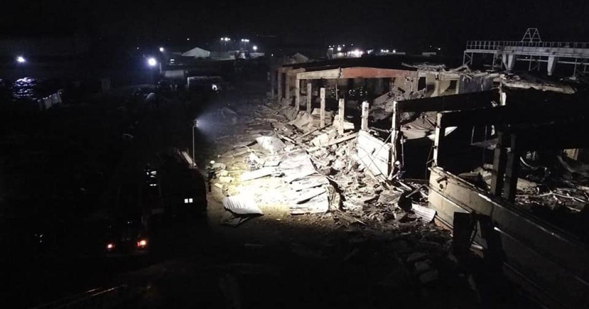 """""""Схоже на землетрус"""": у Дніпрі стався потужний вибух на заводі"""