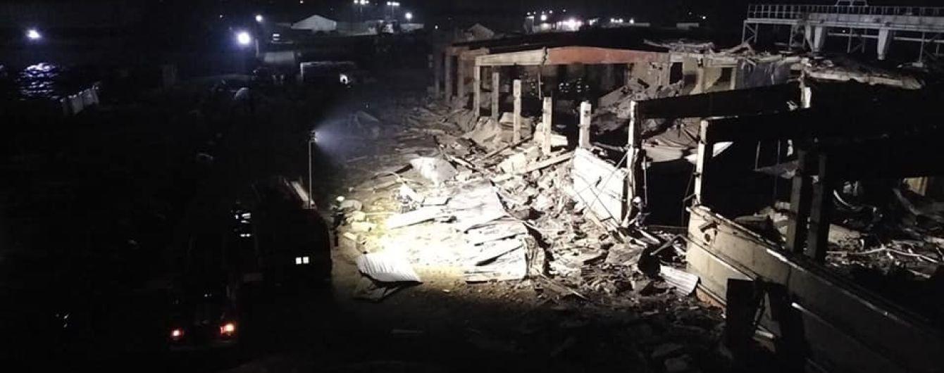 """""""Похоже на землетрясение"""": в Днепре произошел мощный взрыв на заводе"""