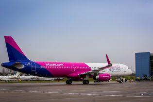 Wizz Air открыла рейсы из Львова в Ларнаку