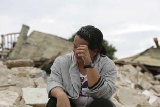 В Филиппинах произошло мощное землетрясение