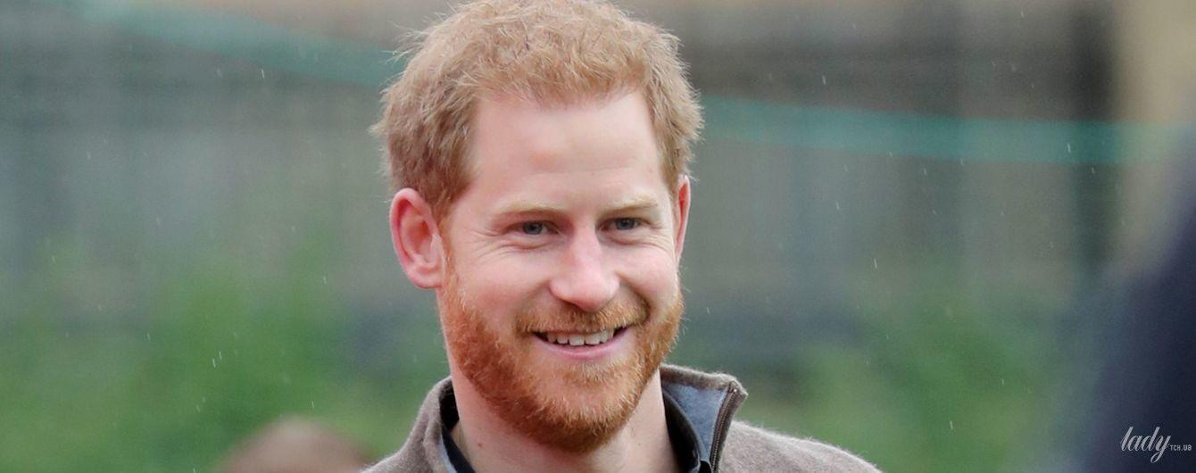 Голомозіє слідом за братом: у принца Гаррі з'явилася лисина на голові