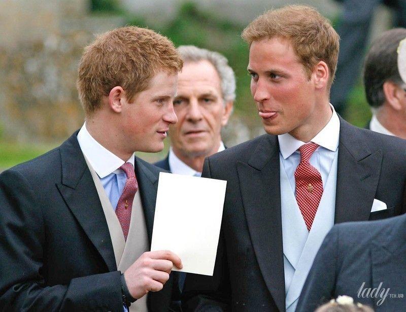 Принц Гарри и принц Уильмя