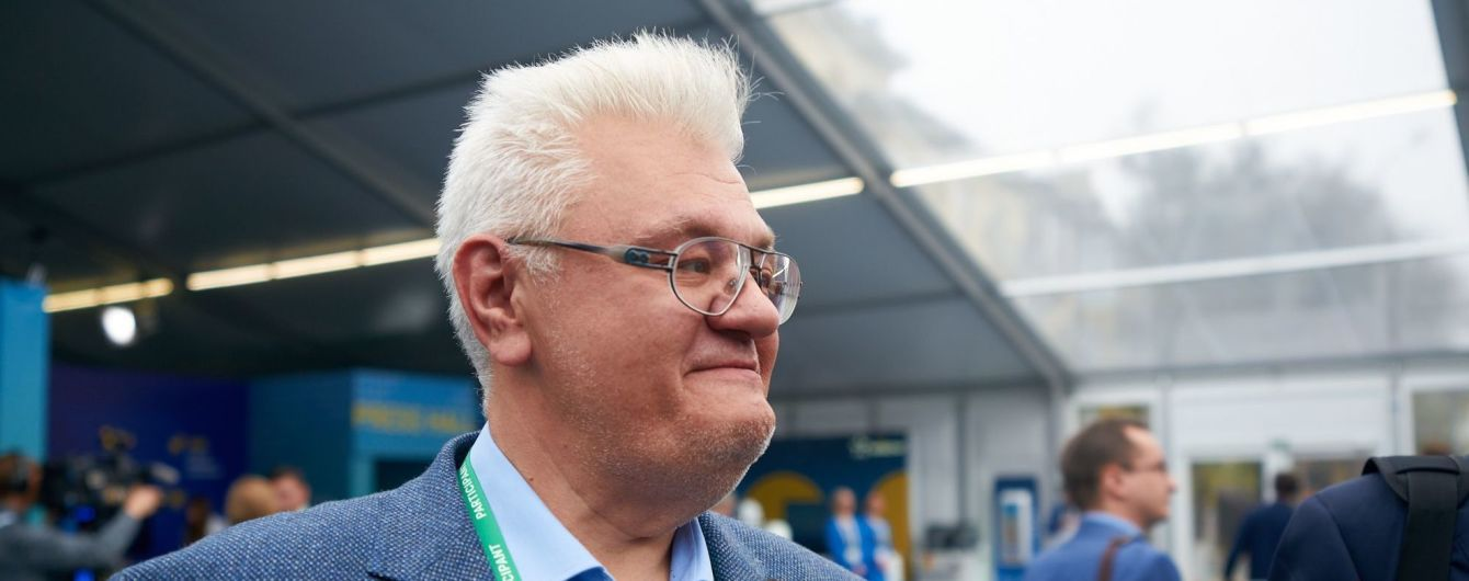 Сивохо уволили из СНБО