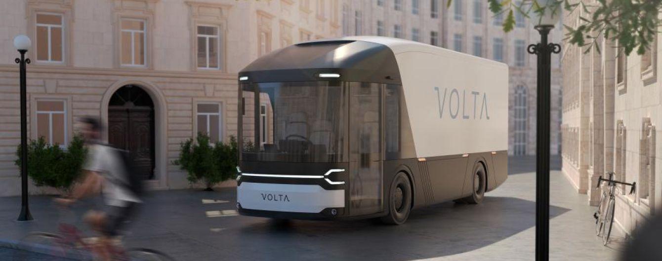 Шведский стартап Volta планирует выпустить 16-тонную электрофуру