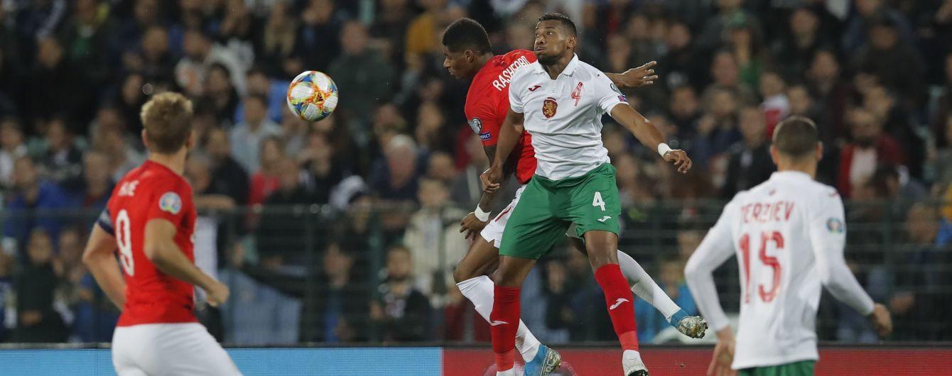 Збірну Болгарії покарали матчем без глядачів через расизм у відборі до Євро-2020