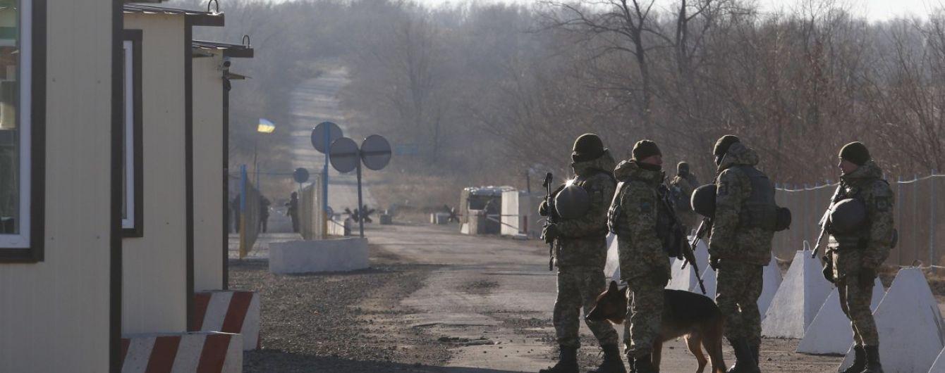 Поліція і Нацгвардія розпочали патрулювання Золотого і Катеринівки, звідки відходять ЗСУ