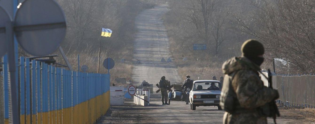 Боевики 9 раз открывали огонь на Донбассе