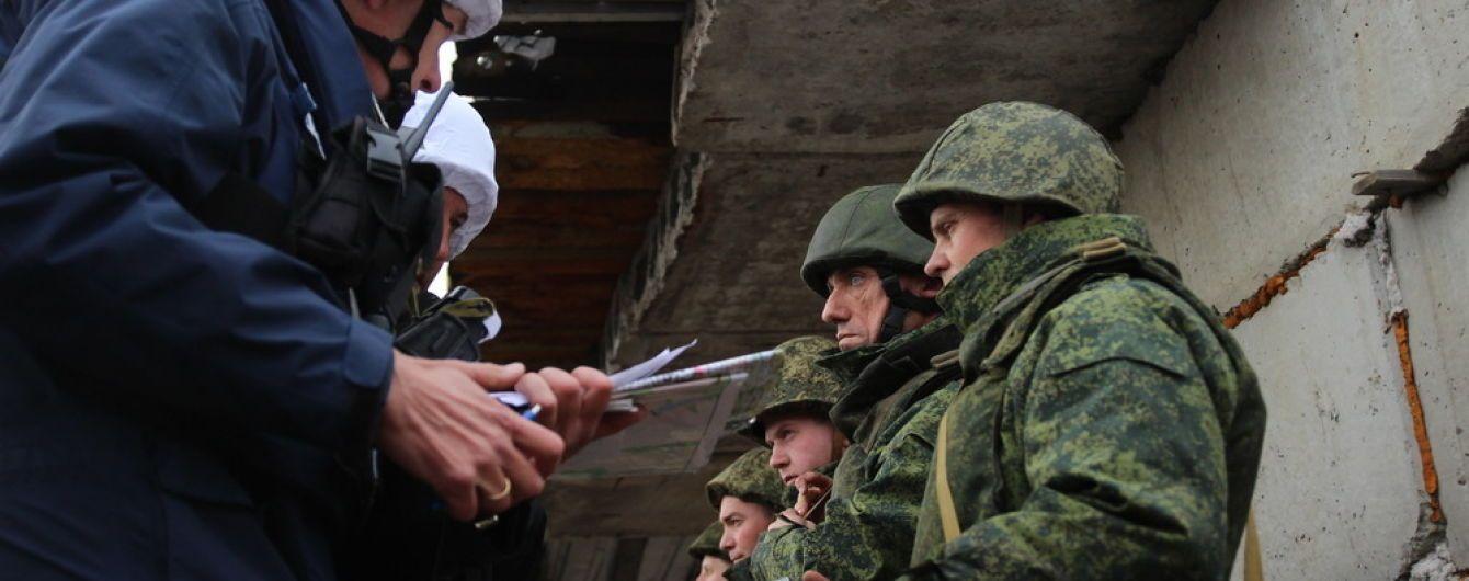 В штабе ООС подсчитали ликвидированных за неделю боевиков