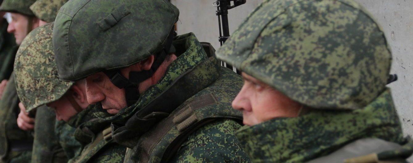 В ООС один боєць зазнав поранення після чергових обстрілів бойовиками