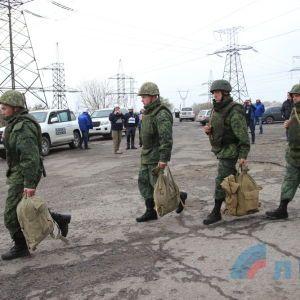Боевики на Донбассе заявили о завершении разведения сил возле Петровского