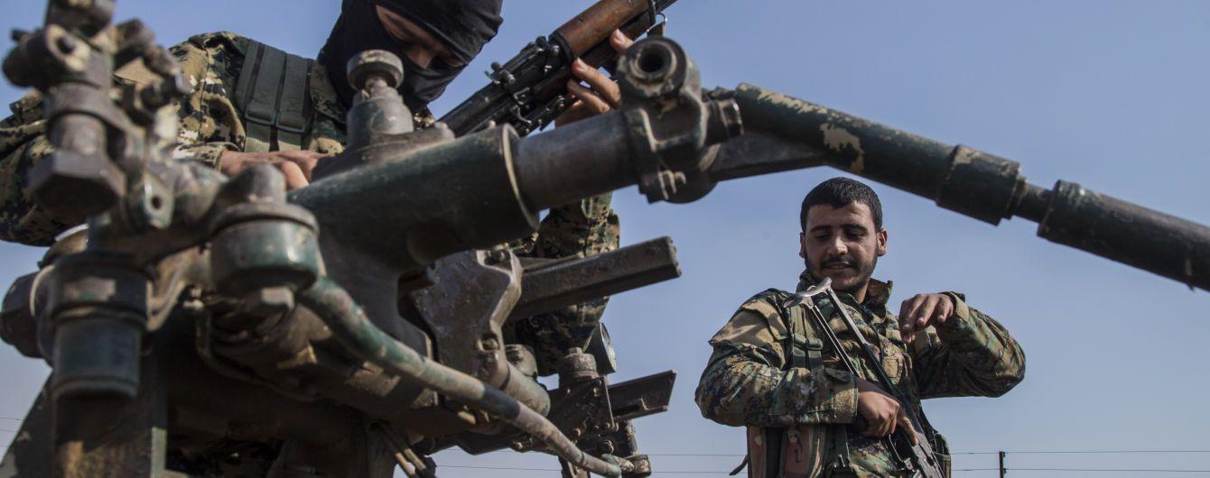У Сирії спалахнули бої між турецькими та урядовими військами: десятки загиблих