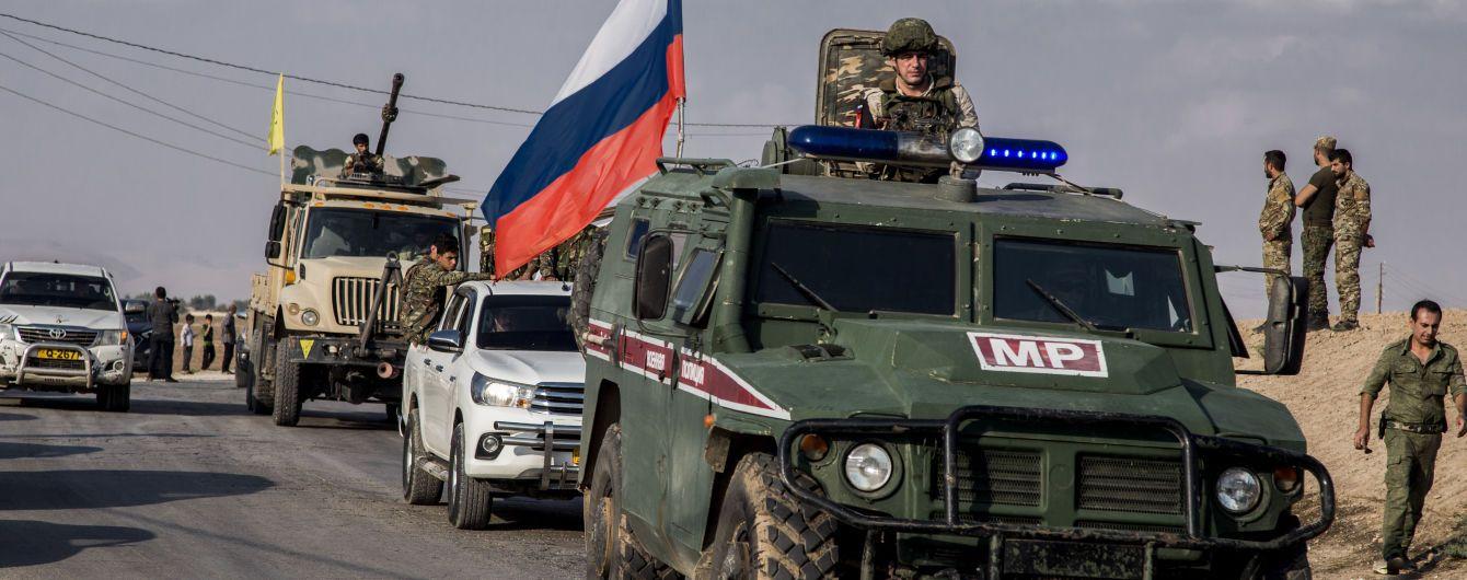 В России сообщили о гибели своих военных в Сирии