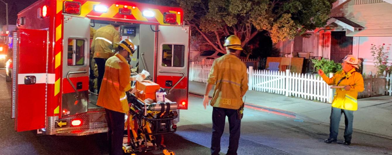На геловінській вечірці в Каліфорнії сталася кривава стрілянина