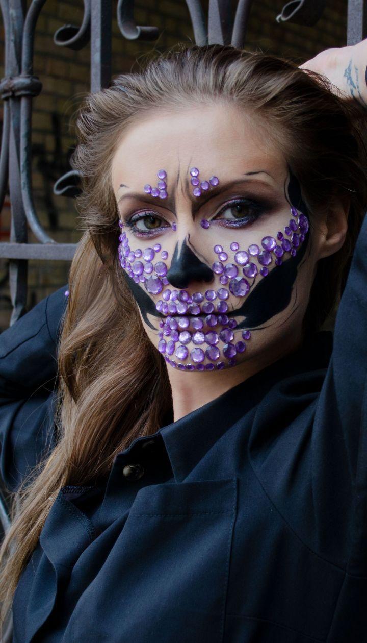 Яскраві образи на Геловін власноруч: Fashion скелет