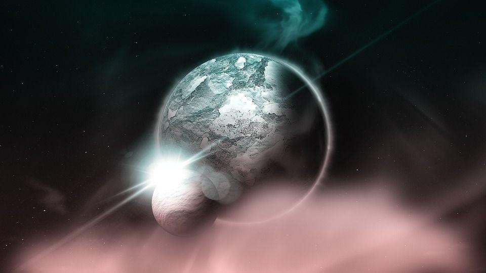 Меркурій, планета, космос