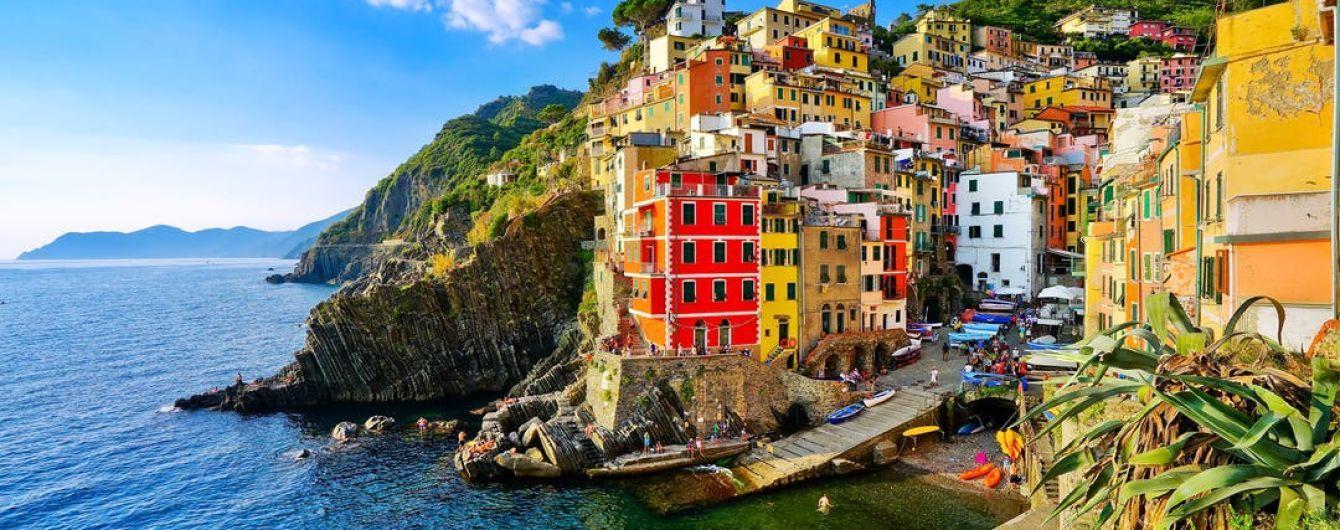 """В Италии для туристов откроют знаменитую """"тропу любви"""""""