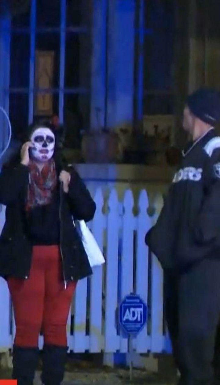 Кровавая вечеринка: в США на праздновании Хэллоуина неизвестные устроили стрельбу
