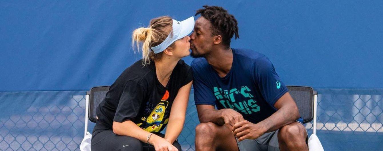 Парень Свитолиной романтично поздравил украинку с выходом в полуфинал Итогового турнира