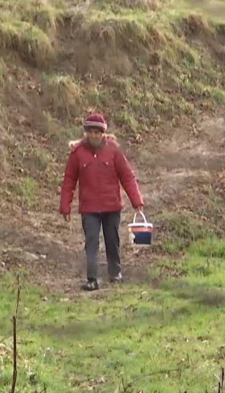 На Львівщині бабуся пішла по гриби і дві доби блукала у лісі