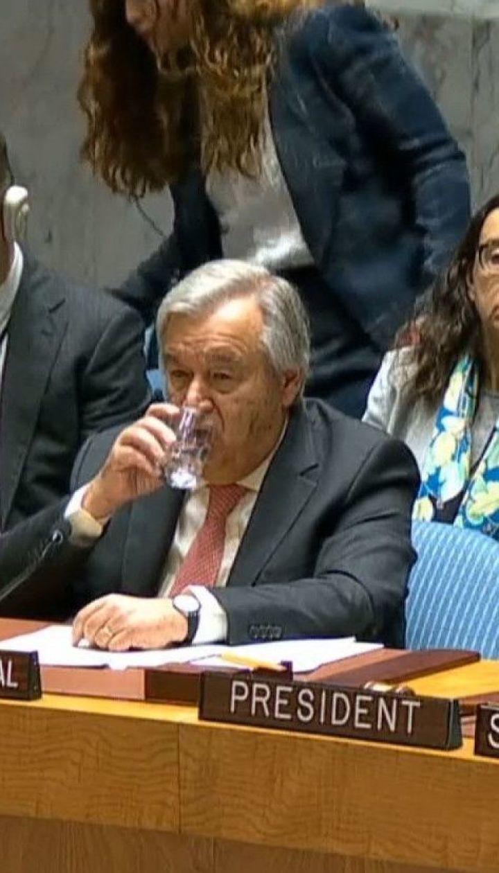 Вперше в історії ООН опинилася у фінансовій кризі