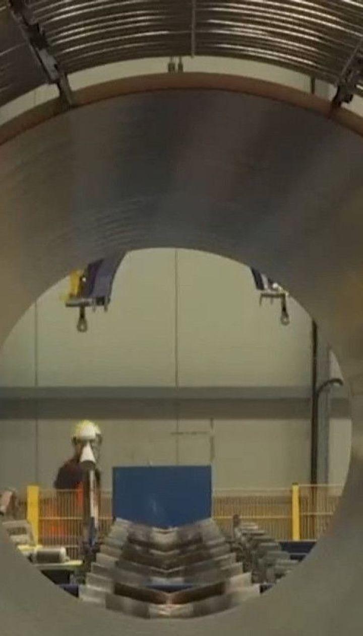 """У """"Газпромі"""" радіють дозволу Данії на будівництво """"Північного потоку-2"""""""