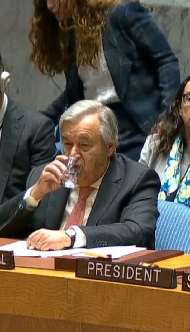 Впервые в истории ООН оказалась в финансовом кризисе