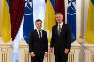 Зеленский рассказал детали нового формата отношений с НАТО