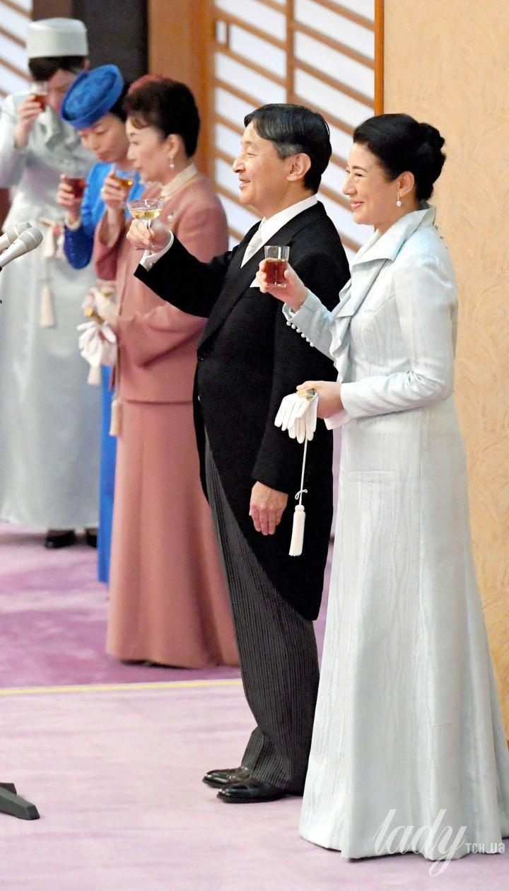Императрица Масако и император Нарухито