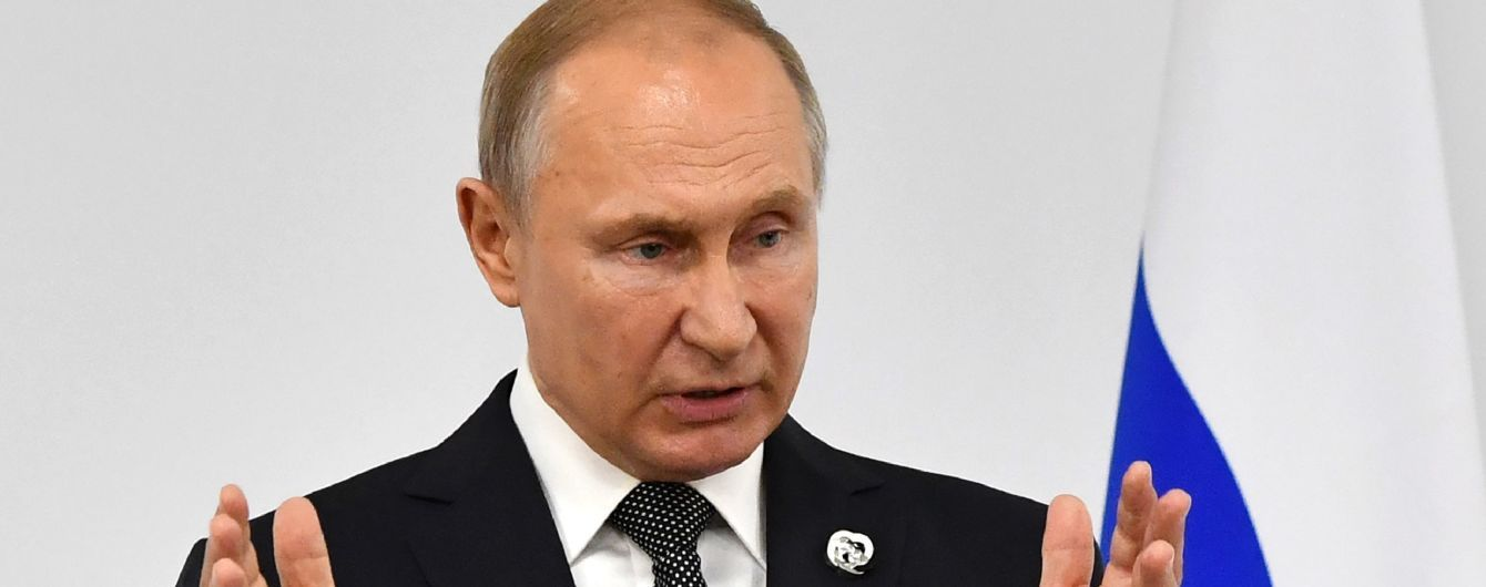 """Россия готова к встрече в """"нормандском формате"""" в ноябре - Путин"""