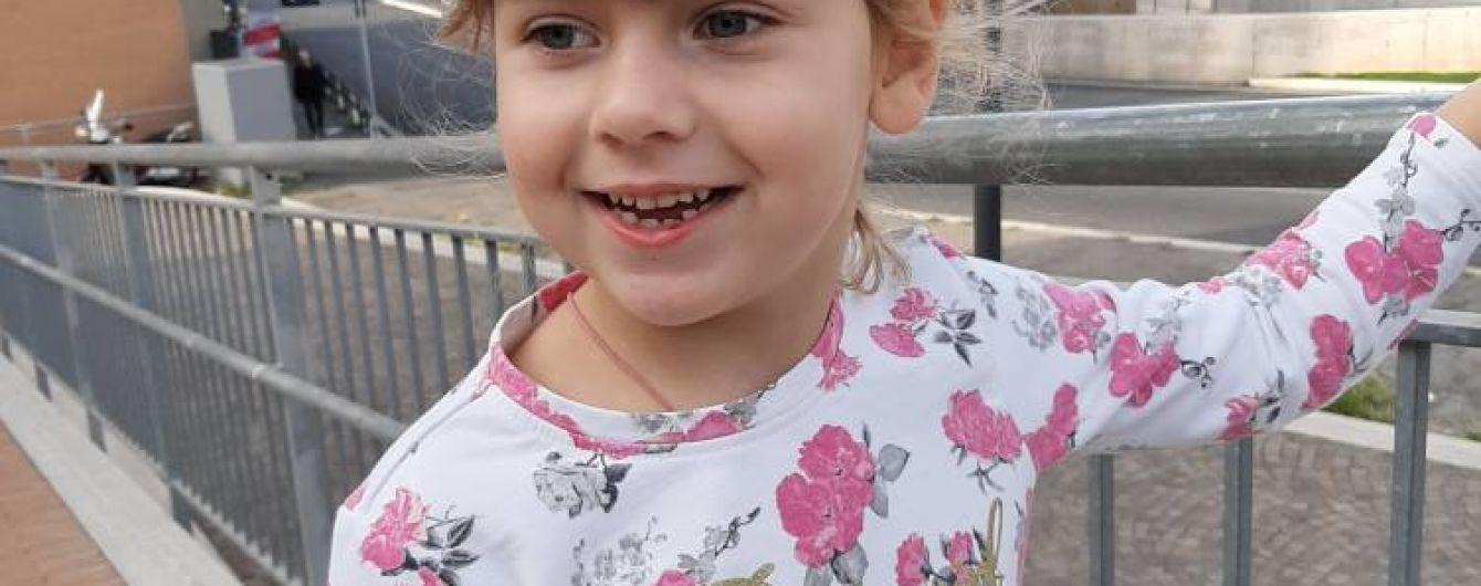 Родители Аринки Мовчанюк умоляют помочь спасти дочь