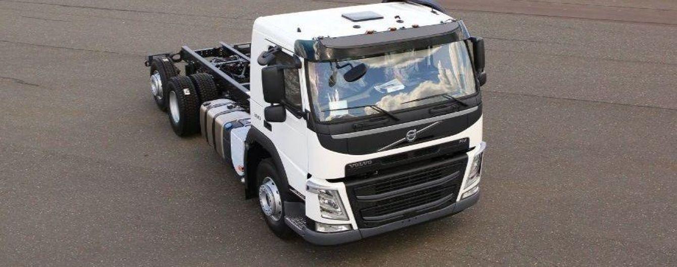Volvo планирует запустить производство моторов для фур в России