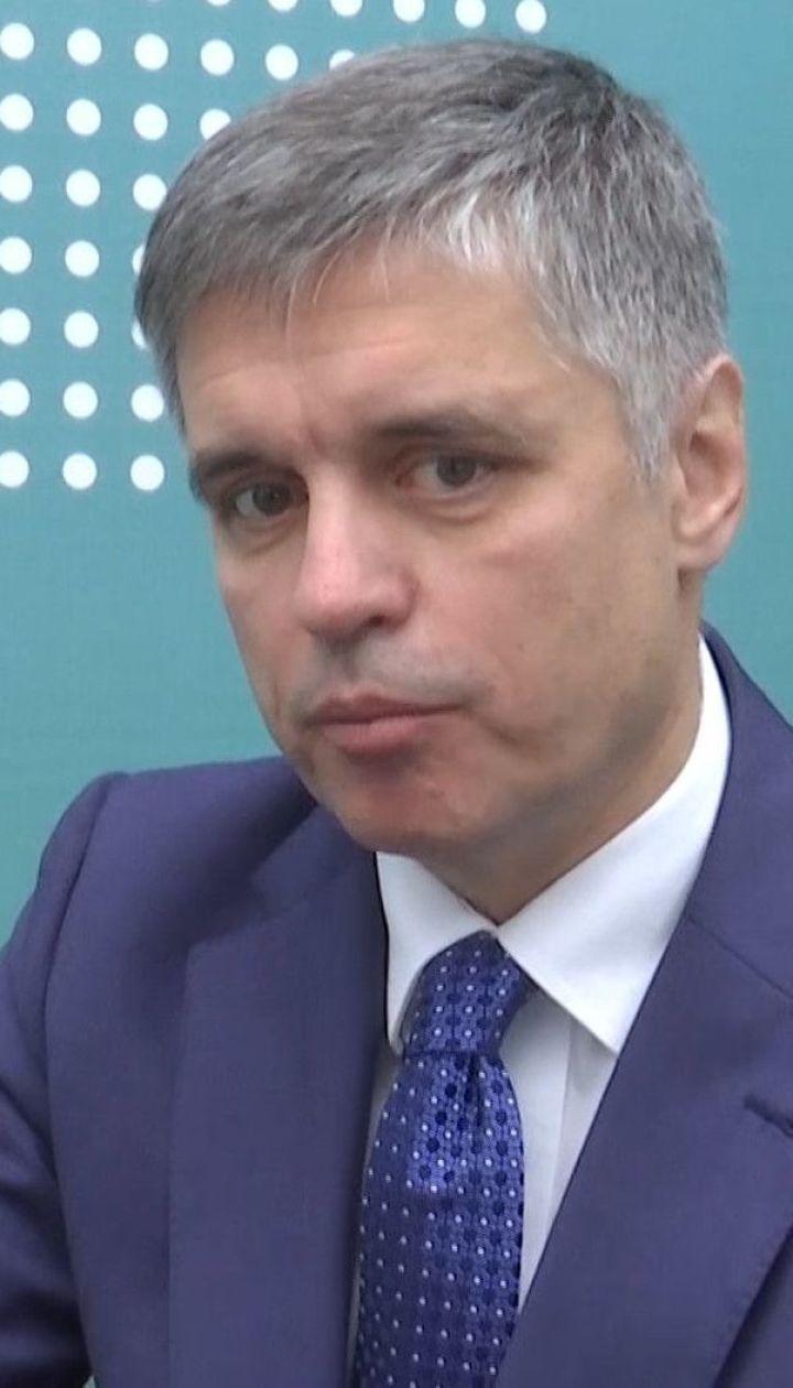 Очільник МЗС анонсував майбутні закордонні візити президента