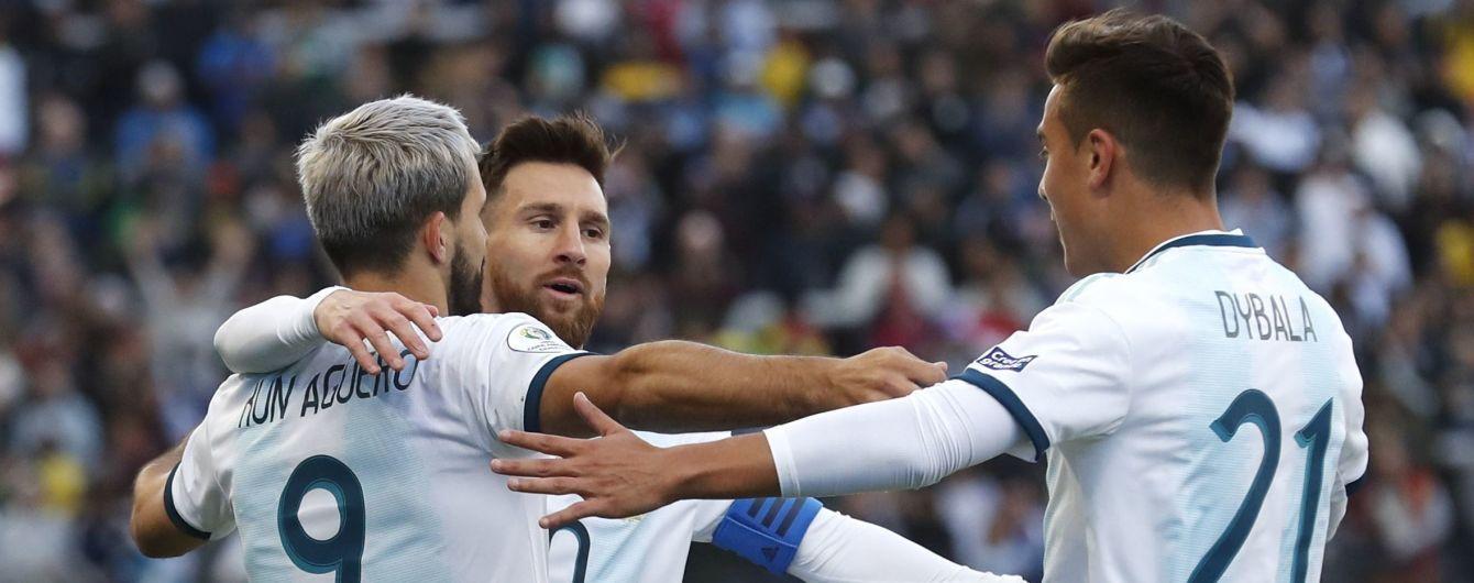 Мессі отримав виклик до збірної Аргентини після тривалої дискваліфікації