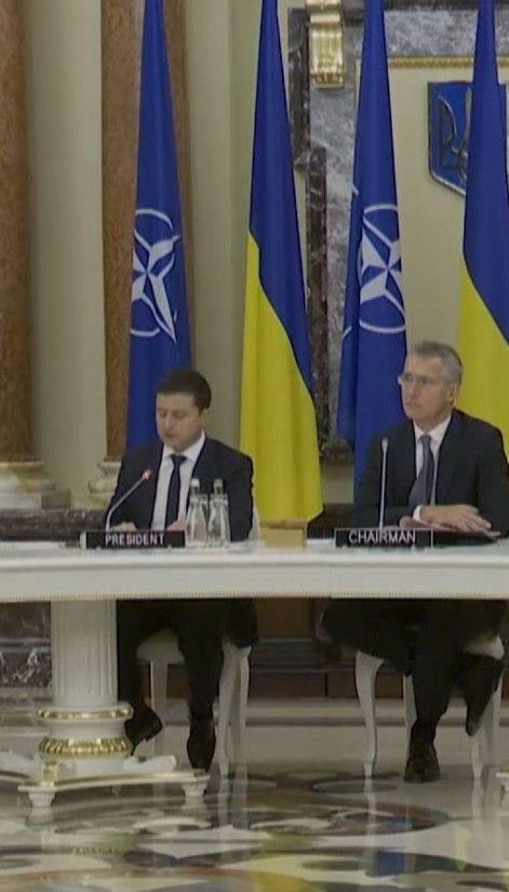 НАТО та Україна домовляються про спільні навчання у 2020 році