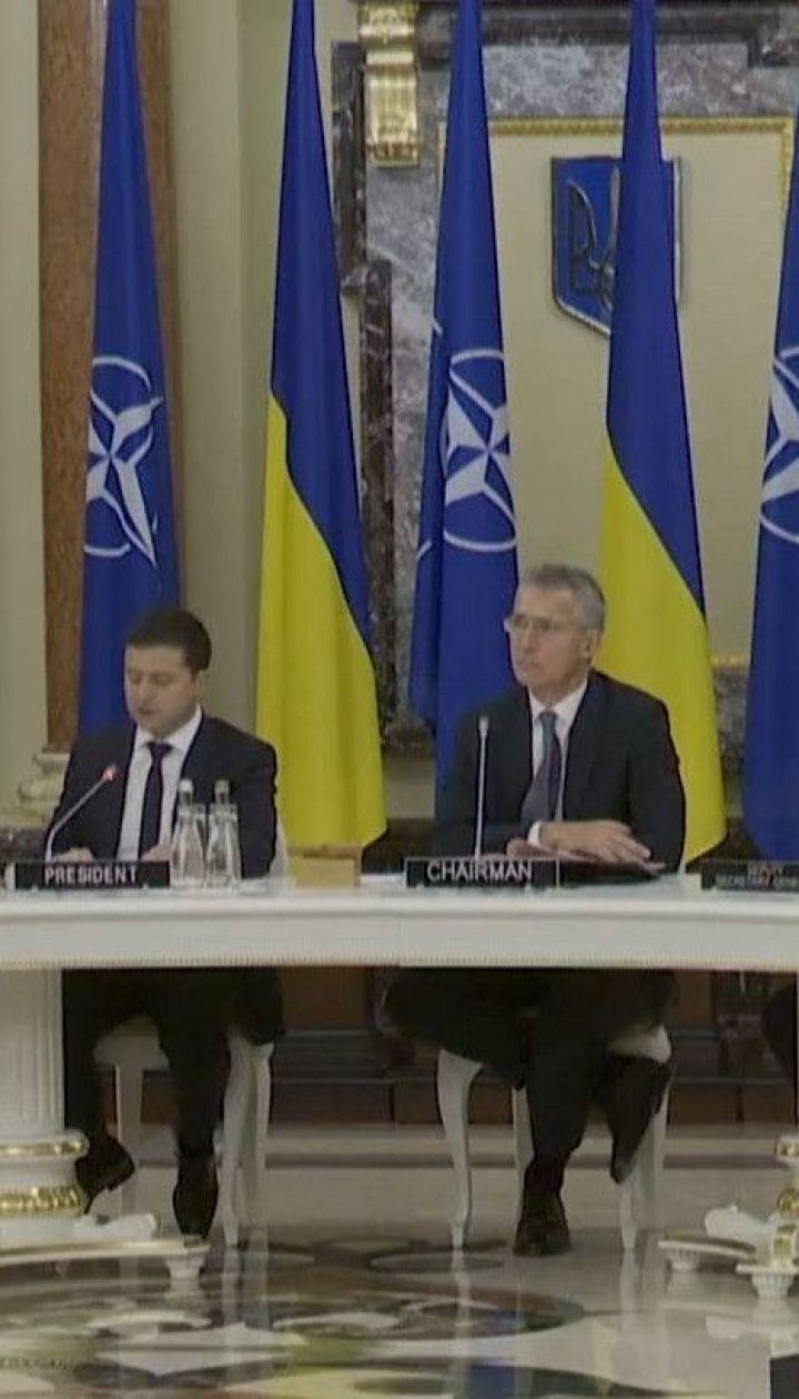 НАТО и Украина договариваются о совместных учениях в 2020 году