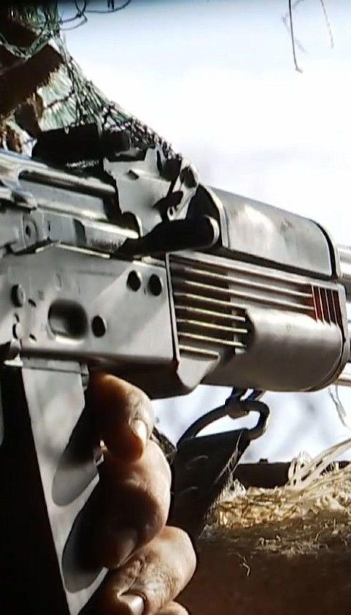 Бойовики на Донбасі гатять із різної зброї, навіть попри присутність ОБСЄ