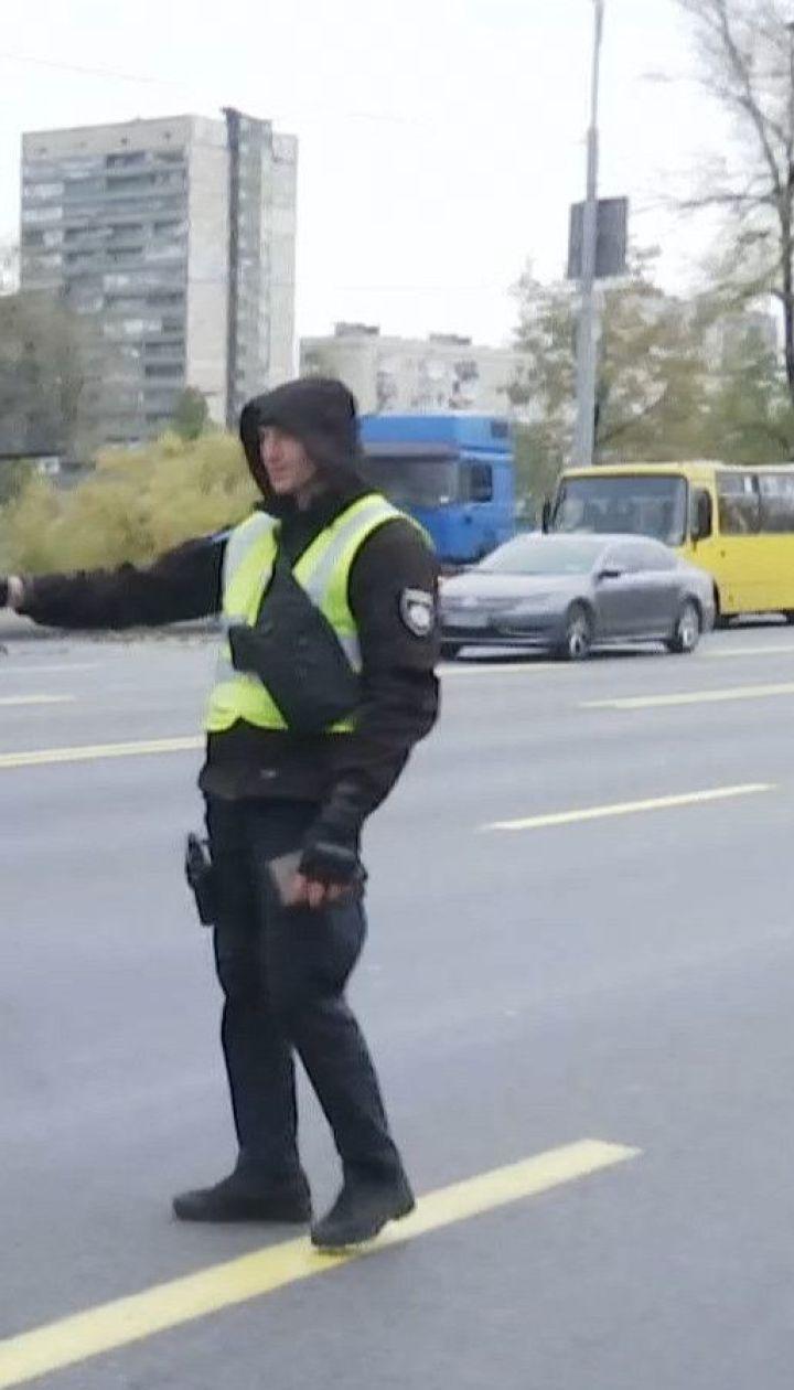 С сегодняшнего дня максимальная скорость на всех дорогах Киева - 50 километров в час