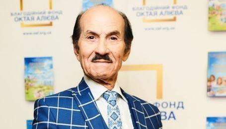 Григорій Чапкіс розповів про кохану, молодшу від нього на 51 рік