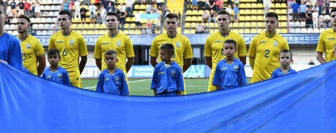 Попов, Лєднєв та Шапаренко викликані до молодіжної збірної України на матч відбору Євро-2021