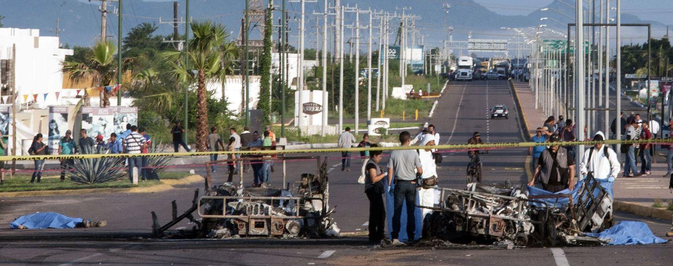 """Уличная война за сына наркобарона """"Эль Чапо"""" в Мексике. Силовики обнародовали видео неудачной операции"""