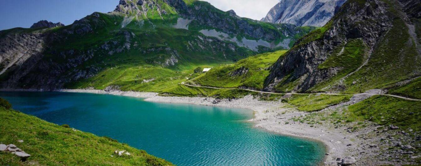 В Австрії визначили найкрасивіше місце країни