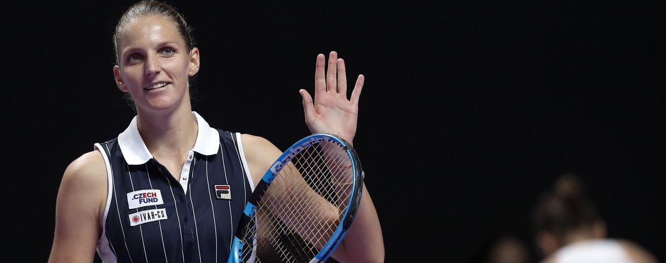 Визначилися всі півфіналістки Підсумкового турніру WTA