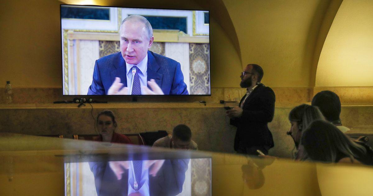 """""""Путин - самая большая телезвезда"""": британцам час показывали пропаганду российских каналов"""