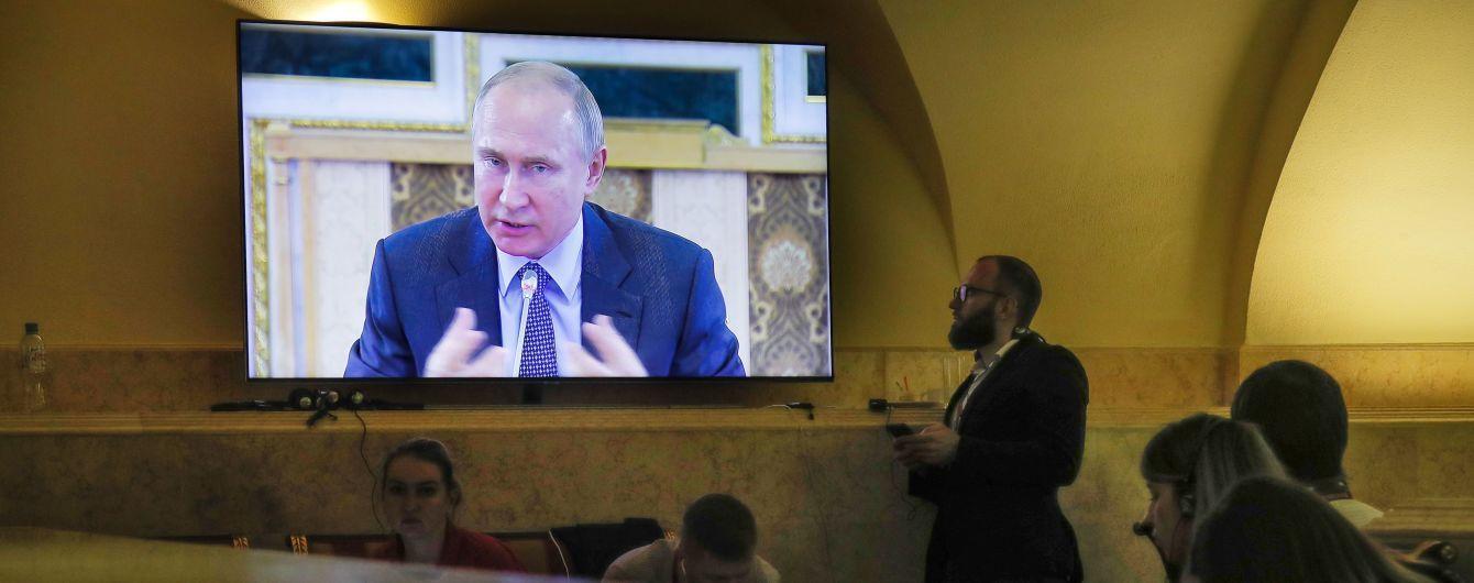 """""""Путін - найбільша телезірка"""": британцям годину показували пропаганду російських каналів"""